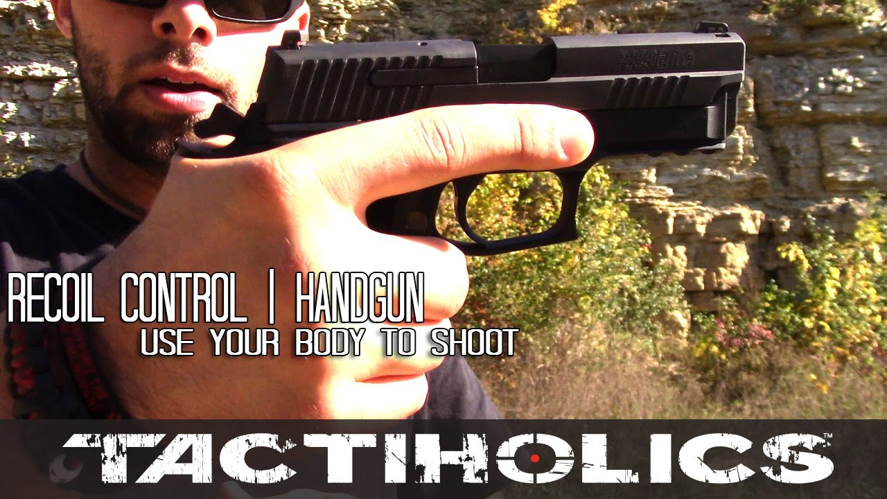 Best Concealed Carry Guns With Little Recoil - Alien Gear Holsters Blog