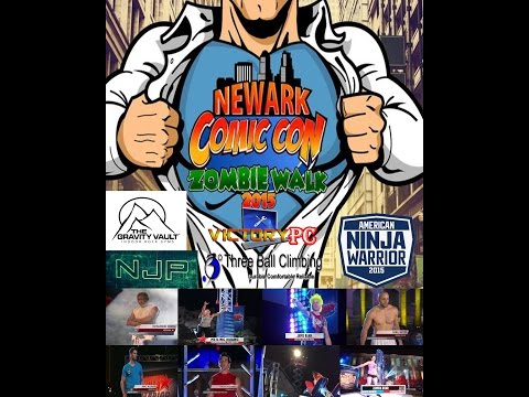 Newark Comic Con Experience: The Ultimate Ninja Panel