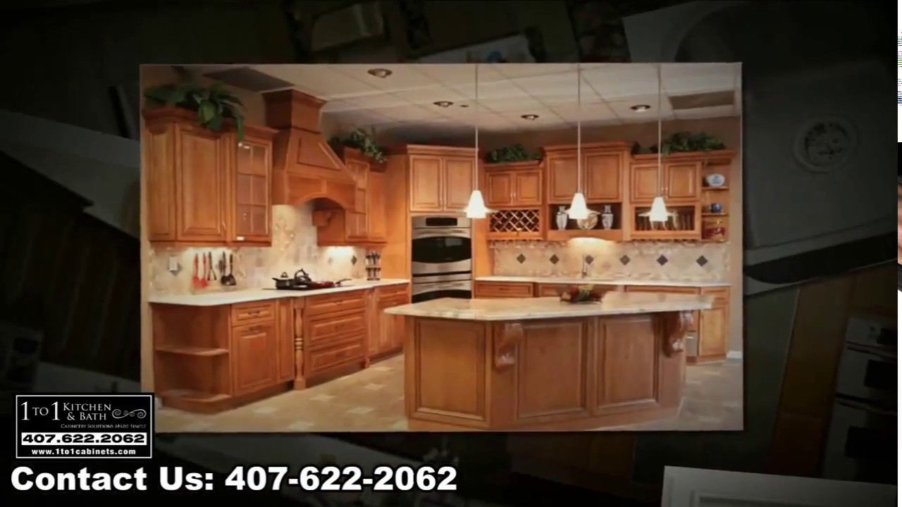 Cabinetry Orlando 1to1 Cabinets Kitchen Cabinets Bathroom Cabinets And Countertops Winter Park Orlando Fl