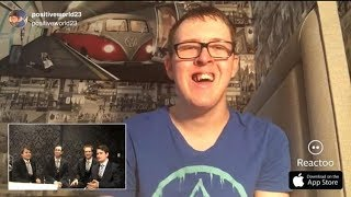 EF Interview The Great British Barbershop Boys REACTION YouTube Videos