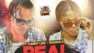Tommy Lee Sparta & Masicka - Real Link | Official Audio | May 2016