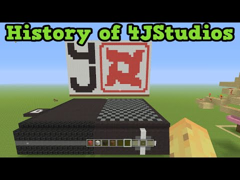 History of 4JStudios - Minecraft Console Developers
