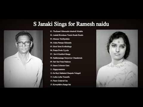 Telugu Devotional Songs - S. Janaki