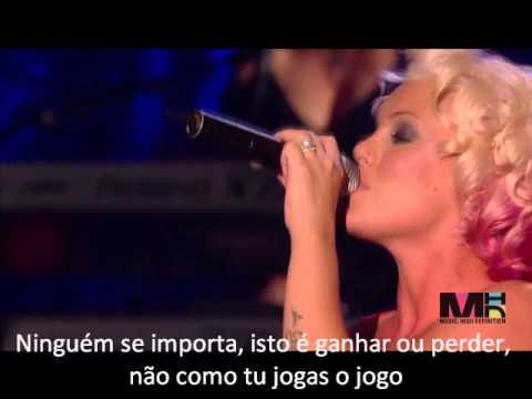 p!nk nobody knows (live) legendado mp3