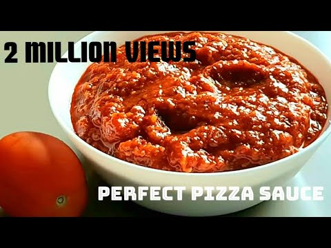 How To Make Pizza Sauce At Home L Pizza Sauce Recipe L Cooking With Benazir