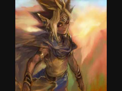 Yugioh Wallpaper Dark Magician Girl Yugi Atemu Fanart Tribute Youtube