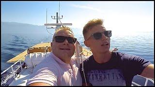 Chorwacja 2016 VLOG cz.3 rejs statkiem