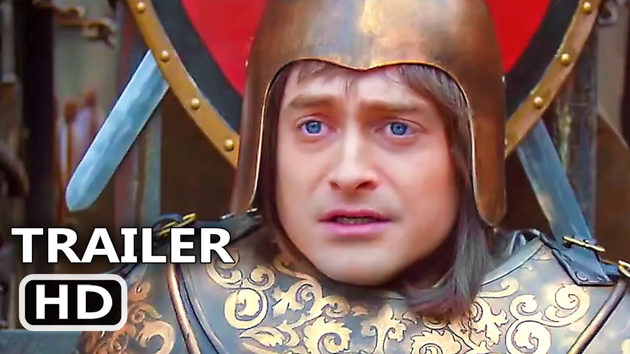 MIRACLE WORKERS Dark Ages Trailer NEW 20 Daniel Radcliffe, Comedy TV  Series