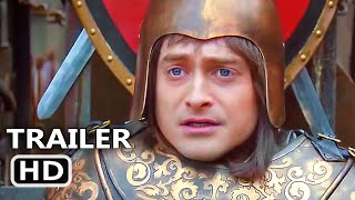 MIRACLE WORKERS Dark Ages Trailer (NEW 2020) Daniel Radcliffe, Comedy TV Series