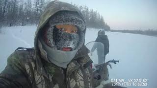 Путешествие для ловли пеляди на загадочное озеро! Якутия Yakutia