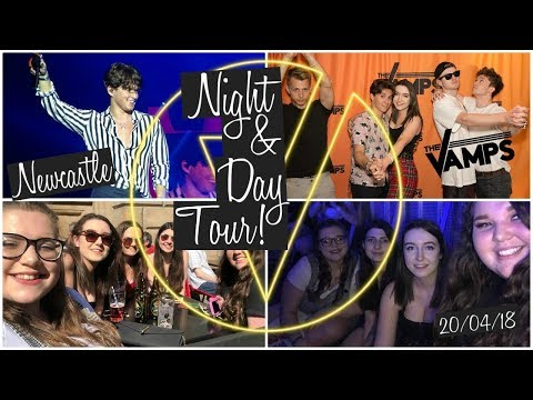 The Vamps: Night & Day Tour (Newcastle 20/04/18)