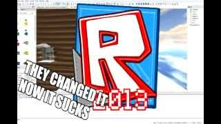 Roblox - Studio 2013 is EVIL