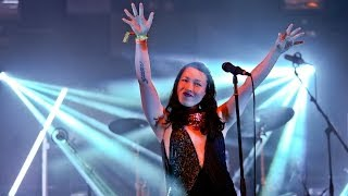 Little Dragon - KLAPP KLAPP at Glastonbury 2014