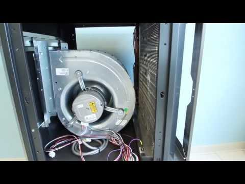 Bosch Geothermal SM Heat Pump - Field Conversion Video