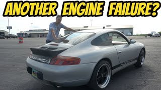 My Porsche 911 Grenaded Its LS-Swapped Engine: Another Track Day Fail