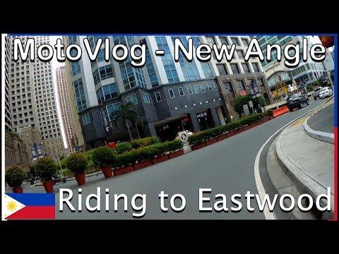 MotoVlog To Eastwood