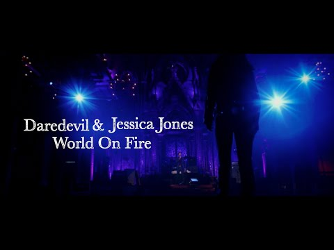 Daredevil & Jessica Jones: World On Fire