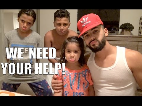 WE NEED YOUR HELP! (LOST EVERYTHING).. :(