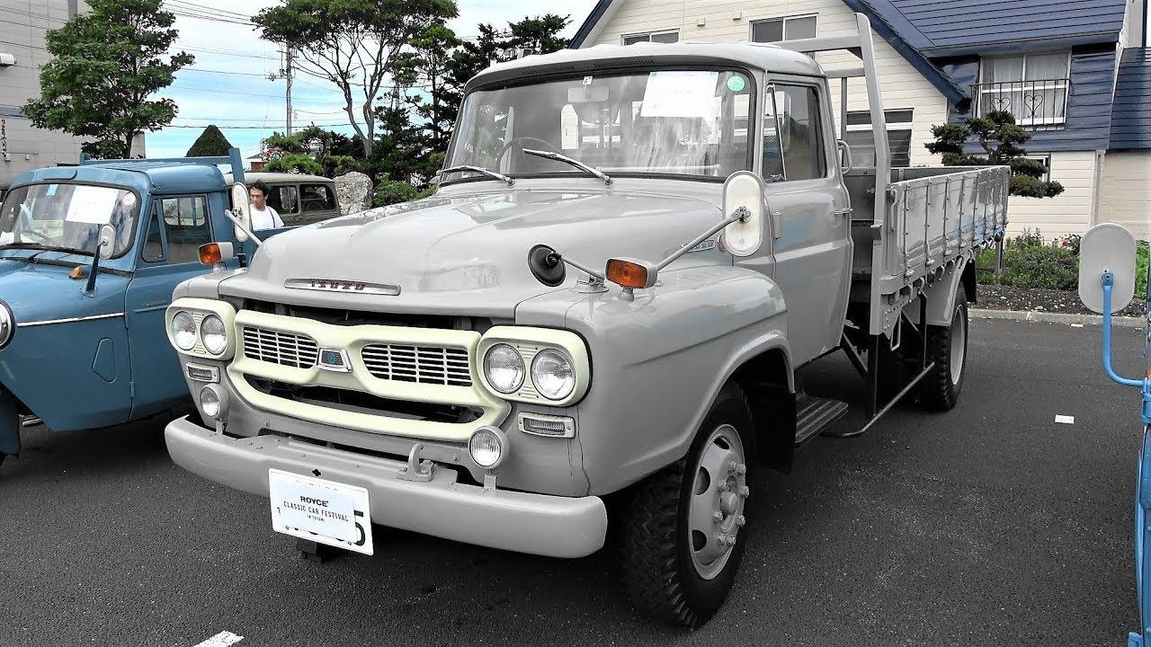4K)1965 ISUZU TX いすゞ・ボン...