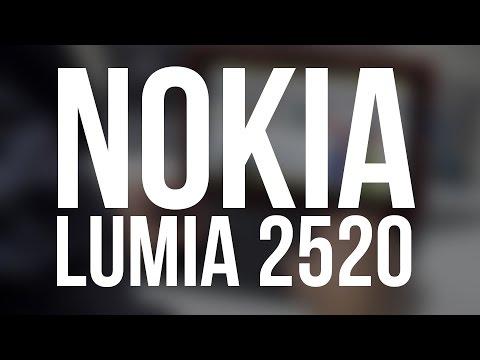 Nokia Lumia 2520 - wideo test i recenzja   techManiaK.pl