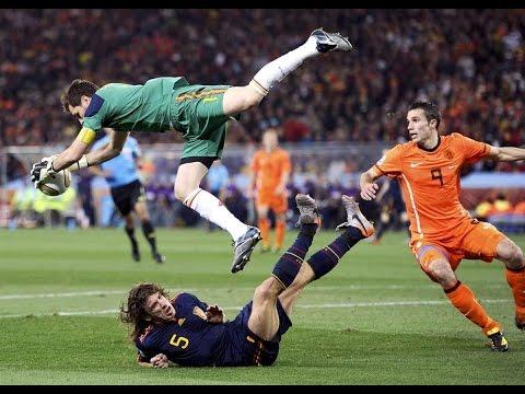 iker casillas best saves(best goalkeeper)