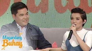 Video Magandang Buhay: KZ and Martin look back on their 'X Factor' days download MP3, 3GP, MP4, WEBM, AVI, FLV Juli 2018