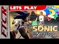 "'Sonic And The Secret Rings' Let's Play - Part 2: ""King Of The Sandy Hill"""