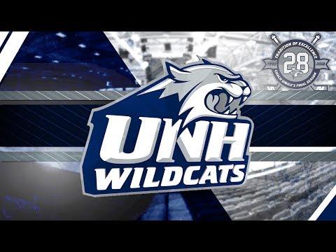 University Of New Hampshire Wildcats 2017-18 Goal Horn