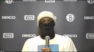Kevin Durant Postgame; Nets lost to the Bucks