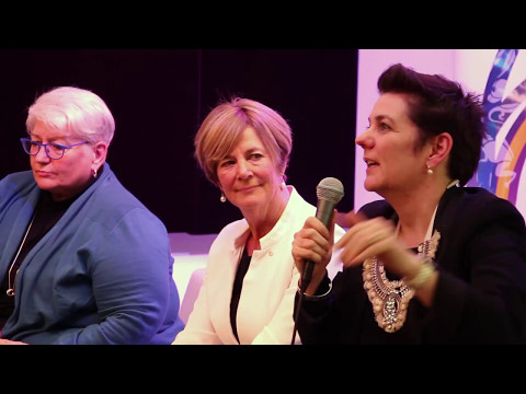 3 Wise Women - Questions from the audience (4/4)