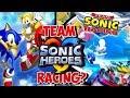 TEAM SONIC RACING: Taking Elements From Sonic Heroes? (Team Heroes/Dark/Chaotix, etc)