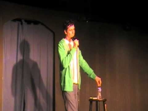 1 kt gold comedy show