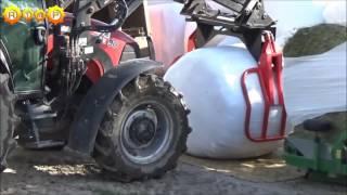 Chwytak bel (balotów, sianokiszonki) 2-siłownikowy ATMP