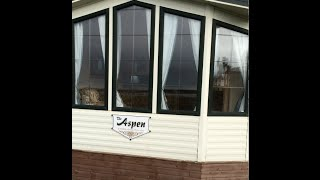 #52-0130 Willerby Aspen in Cranfield Bay at Milne Holiday Parks