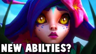 NEW CHAMPION NEEKO REVEALED! WHAT ARE HER ABILITIES? | League of Legends