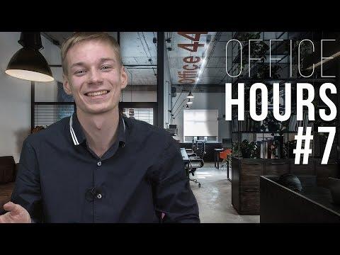 Менеджер: управлять собой и другими | #OfficeHours #7