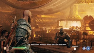 [PS4PRO HD60] GOD OF WAR - New Game+ on hardest difficulty