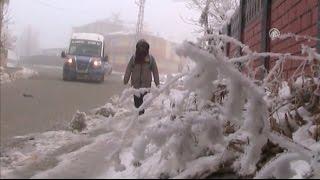 Ardahan'da Buz Devri...