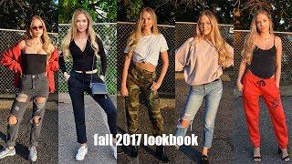 Fall 2017 Lookbook | Maddie Cidlik