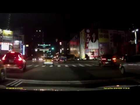 小黃 041-ZM 違規變換車道