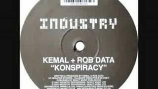 Kemal & Rob Data (Konflict) - Konspiracy [12 IND 002 ]