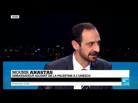 """Mounir Anastas : """"la démission du gouvernement israélien est une stratégie très connue de Netanyahu"""""""
