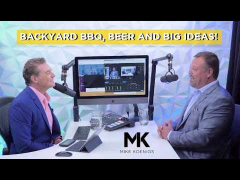 How Do You Disrupt AI, IoT, AR, VR and Blockchain? With Lots of Beer and BBQ.
