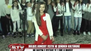 tv bulqiza aktivitet i qendres kulturore per 7 8 marsin