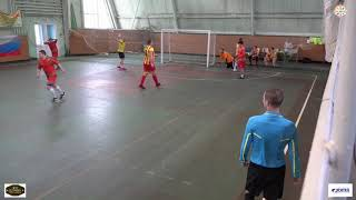 VII Чемпионат Тулы по мини футболу Лига Новичков 10 й тур