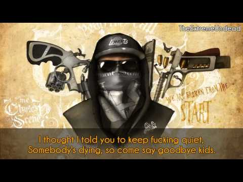 Hollywood Undead   Kill Everyone Lyrics Video