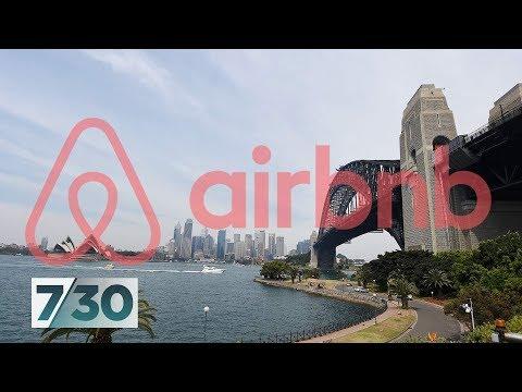 Airbnb Dividing Australia's Tourist Towns | 7.30