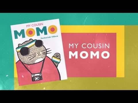 PA One Book Reading: 'My Cousin Momo'