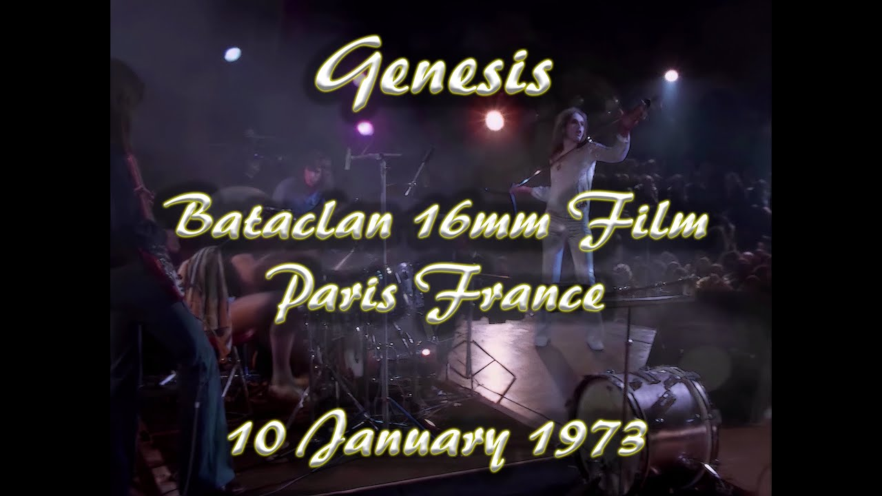 Watch a Newly-Restored Peter Gabriel-Era Genesis Concert Film From 1973 in Stunning 4K Quality