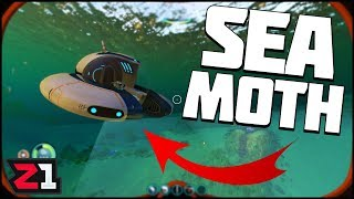 Building the SEAMOTH and Exploring the Island! Subnautica Gameplay S3E2 | Z1 Gaming
